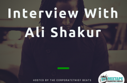 CorporateThief Beats Ali Shakur