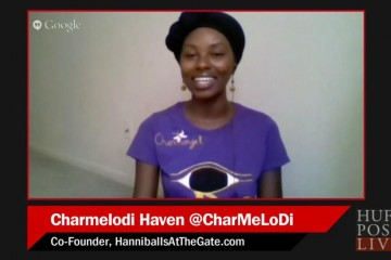 CharMelodie & Ali Shakur On HuffPostLive
