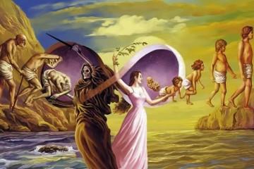 Reincarnation of the soul
