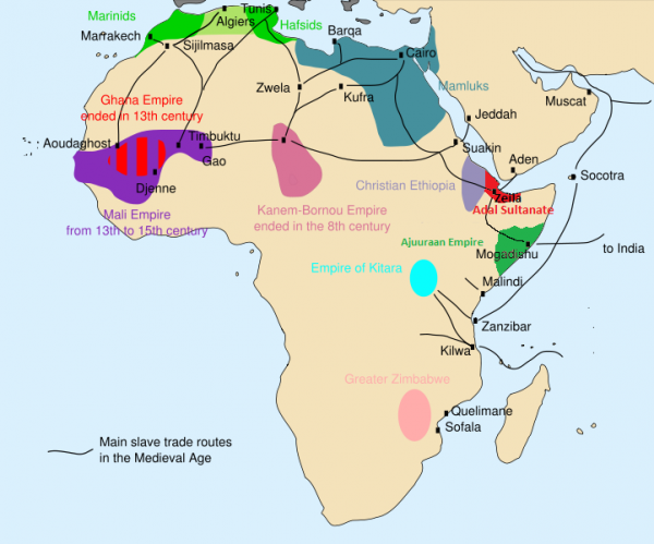 10 facts about the Arab slave trade of Africans a