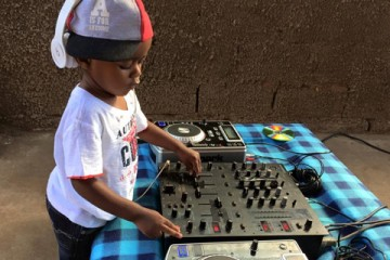 3-year-old DJ wins South Africa's Got Talent