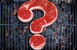ALL meat consumption linked to cancer