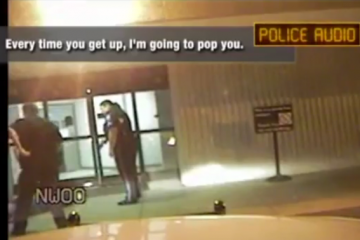 Police taser black man to death in Virginia