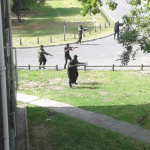 UWC students clash with police f