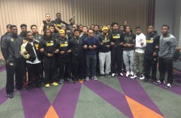 University of Missouri students rally against racial harrassment
