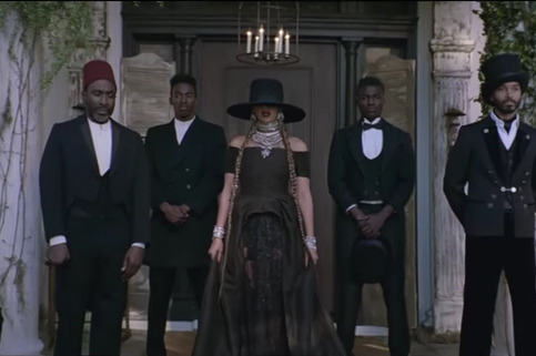 Beyonce formation music video on hannibalisatthegate.com