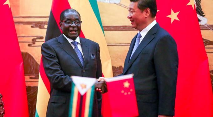 china Zimbabwe Yuan
