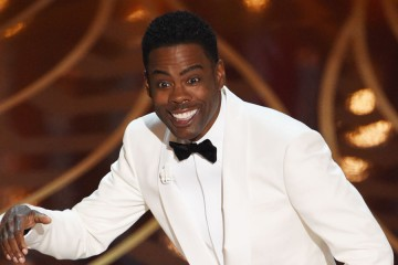 Chris Rock Oscars 88th Ceremony