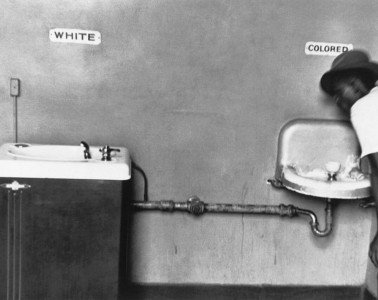 water segregation racism