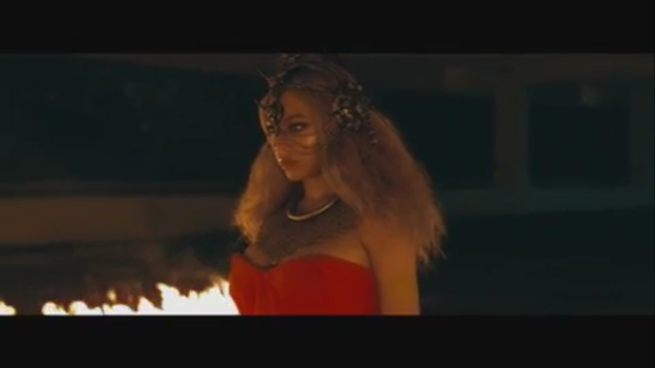 Beyonce Anger lemondae