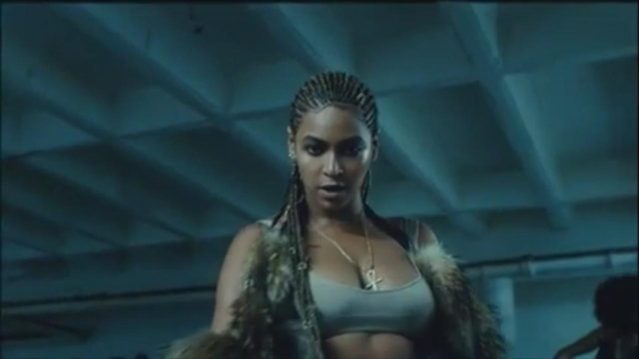Beyonce Ankh lemonade